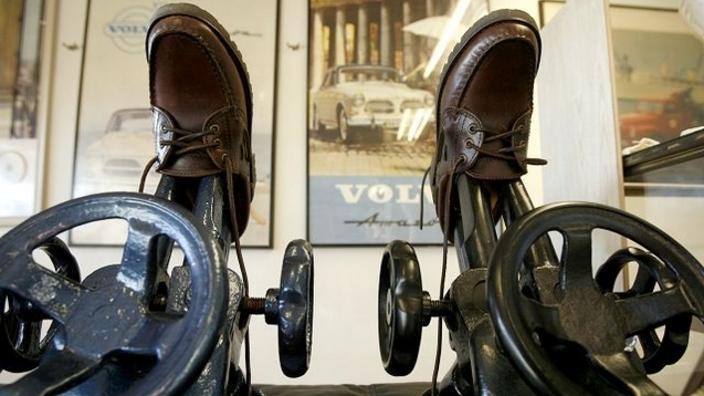 töja ut skor på längden