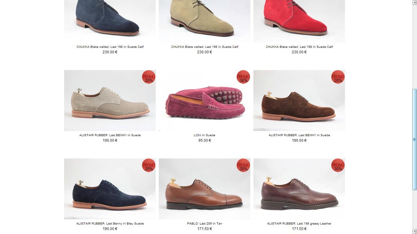 8c548ca904a Franska systermärkena Septieme Largeur och Markowski har alltid hyfsat bra  reor. I år kan man exempelvis fynda car shoes, patineringsfärdiga från SL  eller ...