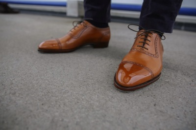 Undertecknads semi-bespoke-skor från Bestetti. Här en omfattande guide till  hans utbud och hur man beställer. b065a828ac3f3